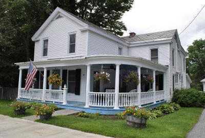 Chestertown Single Family Home For Sale: 21 Church