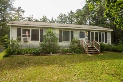 Queensbury Single Family Home Contingent Contract: 75 Pinewood