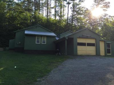 Warrensburg Single Family Home For Sale: 2111 Schroon River Road