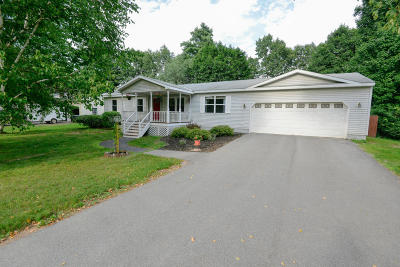 Queensbury NY Single Family Home For Sale: $192,000