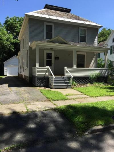 Hudson Falls Vlg Single Family Home For Sale: 26 North Oak Street