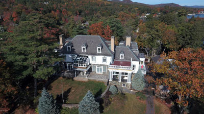 Lake George Single Family Home For Sale: Green Harbour Lane