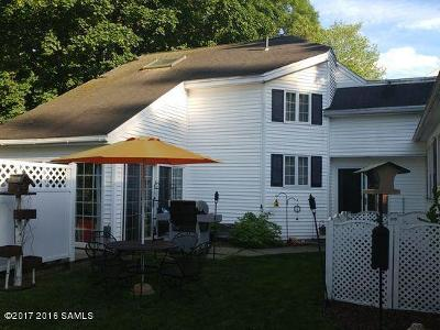 South Glens Falls Vlg NY Single Family Home For Sale: $239,900