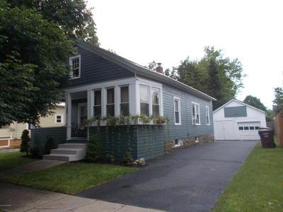 Glens Falls NY Single Family Home For Sale: $119,900