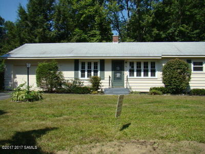 Glens Falls NY Single Family Home For Sale: $139,900