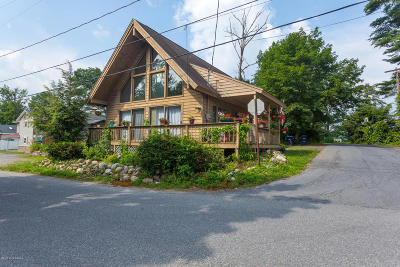Queensbury Single Family Home Contingent Contract: 337 Cleverdale Road