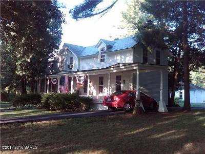 Queensbury Single Family Home Contingent Contract: 70 Country Club Road