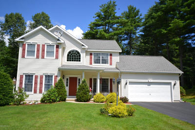 Queensbury Single Family Home For Sale: 39 Noble Way