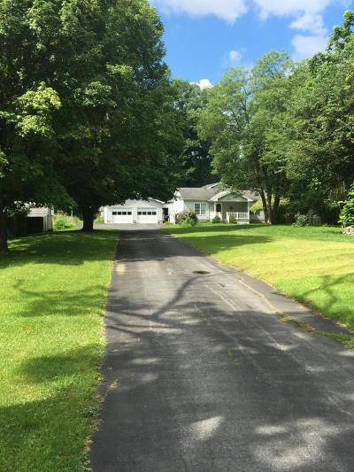 Fort Edward Single Family Home Contingent Contract: 5 Bradley Avenue