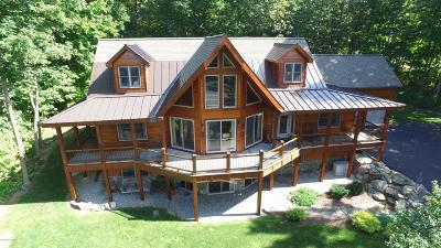 Lake George Single Family Home For Sale: 3831 Ny-9l