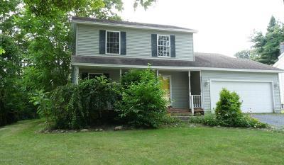 Glens Falls Single Family Home For Sale: 35 Bush Street
