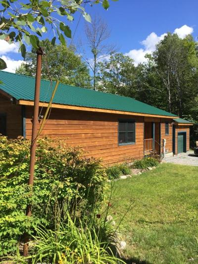 Johnsburg Single Family Home For Sale: 2944 State Route 28