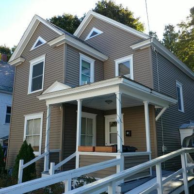 Glens Falls Single Family Home For Sale: 16 Orville Street