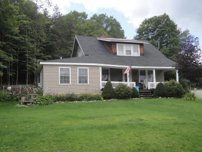 Schroon Single Family Home For Sale: 277 Nys Rt. 74
