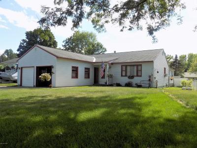 Glens Falls NY Single Family Home For Sale: $184,900