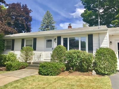 Glens Falls NY Single Family Home For Sale: $169,500