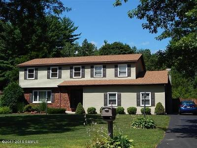 Queensbury NY Single Family Home For Sale: $315,000