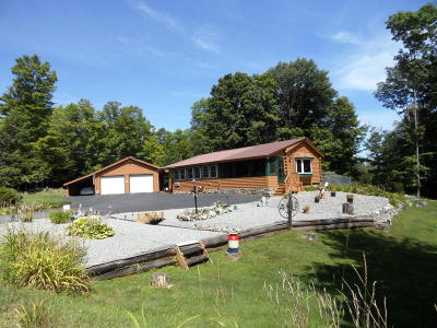 Warrensburg NY Single Family Home For Sale: $350,000