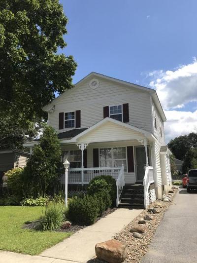 Glens Falls Single Family Home For Sale: 8 Sheridan Street