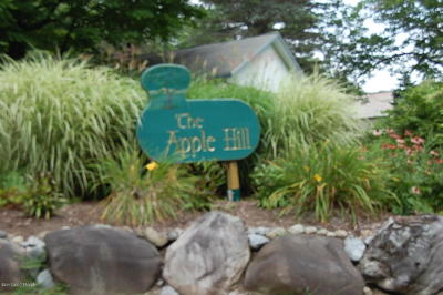 Residential Lots & Land For Sale: Apple Hill Road
