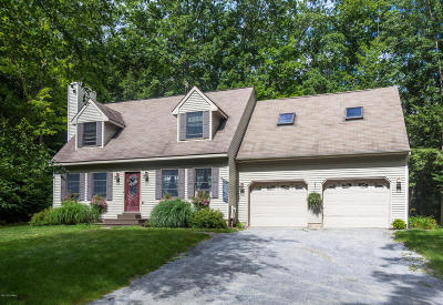Bolton Single Family Home For Sale: 835 Coolidge Hill Road