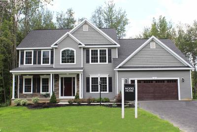 Queensbury Single Family Home For Sale: Lot 26 Richmond Hill