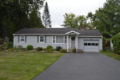 Queensbury Single Family Home For Sale: 14 Barber Avenue