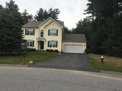 Queensbury Single Family Home For Sale: 19 Chapman Court
