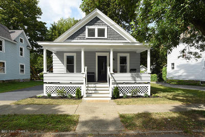Glens Falls Single Family Home Contingent Contract: 26 Mason Street