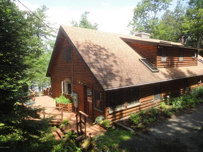 Schroon Single Family Home For Sale: 745 Adirondack Road