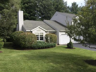 Queensbury Single Family Home Contingent Contract: 18 Fairwood Drive