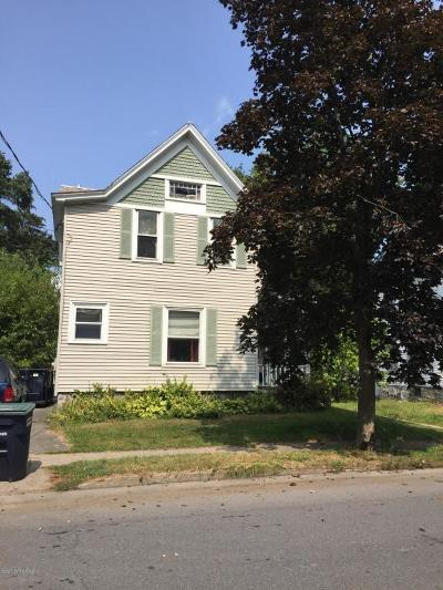 Glens Falls Single Family Home Contingent Contract: 31 Harrison Avenue