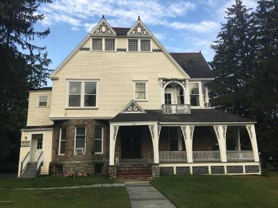 Glens Falls Multi Family Home Contingent Contract: 190 Ridge Street