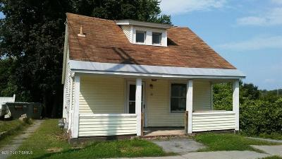 Hudson Falls Vlg Single Family Home Contingent Contract: 33 Delaware Avenue