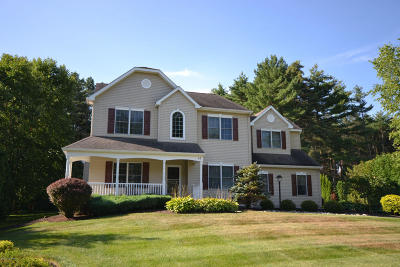 Queensbury Single Family Home Contingent Contract: 62 Sara Jen Drive