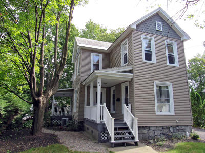 Glens Falls Single Family Home For Sale: 24 Sherman Avenue