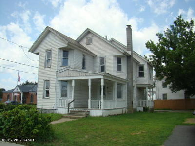 Glens Falls Multi Family Home For Sale: 101 Broad Street