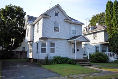 Glens Falls Single Family Home Contingent Contract: 8 Shippey Street