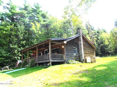 Schroon Single Family Home For Sale: 69 Sams