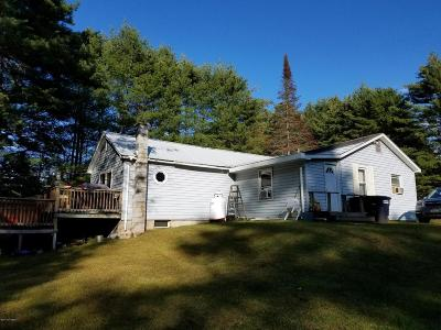 Chestertown Single Family Home Contingent Contract: 4871 Ny-8