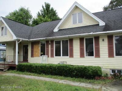 South Glens Falls Vlg Single Family Home For Sale: 48 Wilson Avenue