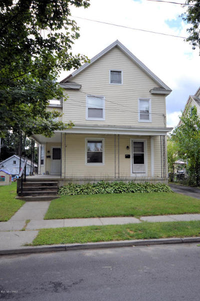Glens Falls Multi Family Home For Sale: 52 Grove Avenue