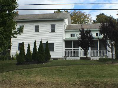 Hartford Single Family Home For Sale: 108 Hartford Main Street