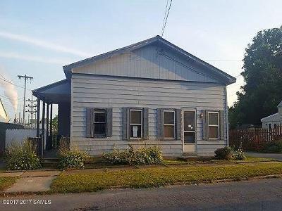 Fort Edward Single Family Home For Sale: 71 Mc Crea Street