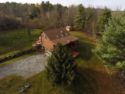 Johnsburg Single Family Home For Sale: 2419 Route 28