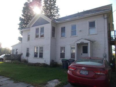 Fort Edward Multi Family Home For Sale: 33 Mechanic Street