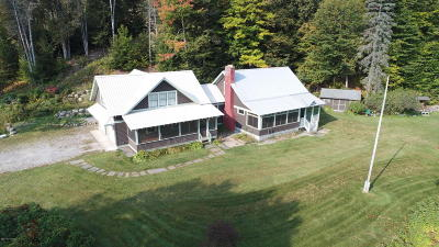 Warren County Single Family Home For Sale: 12 13th Lake Road