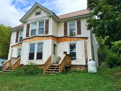 Ticonderoga Multi Family Home For Sale: 7 John