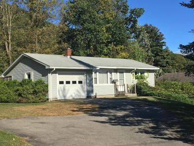 Warrensburg Single Family Home Contingent Contract: 53 Oak Street
