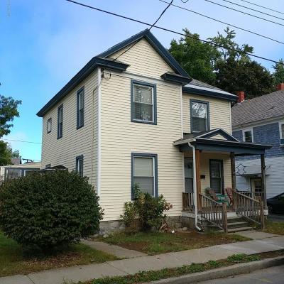 Glens Falls Single Family Home For Sale: 33 Orville Street